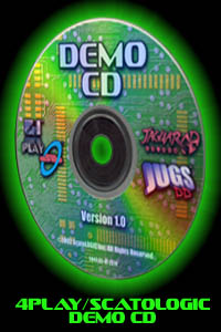 4Play/ScatoLOGIC Demo CD™